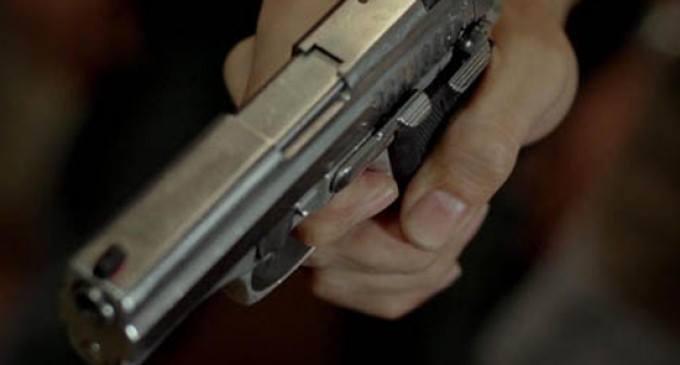 Arma falhou nas duas vezes que homem tentou matar a esposa e a sogra em seguida. Foto: Ilustrativa