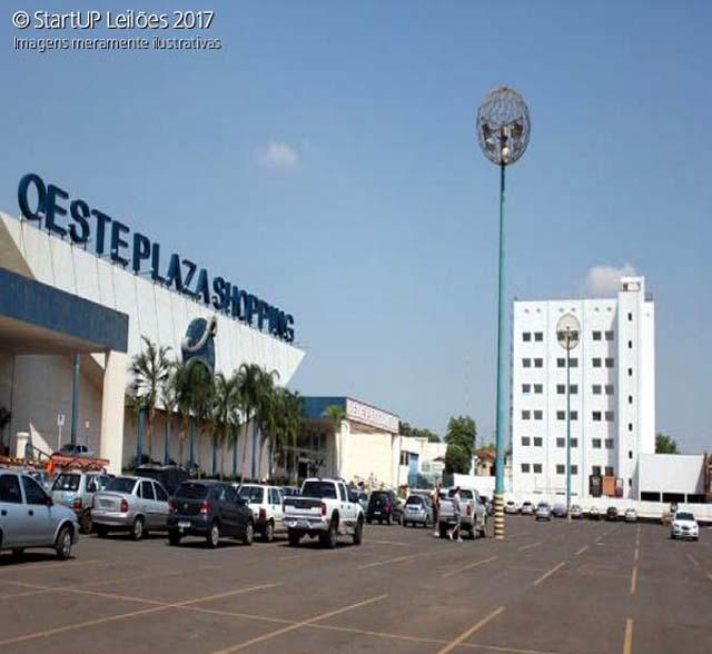 6dab1a19a Oeste Plaza Shopping, hotel Ops e aeronave de Mário Celso serão ...