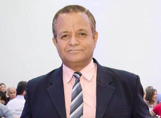 Vereador Capitão Antônio Dias Pereira, teve mandato cassado. foto: Arquivo Câmara Municipal