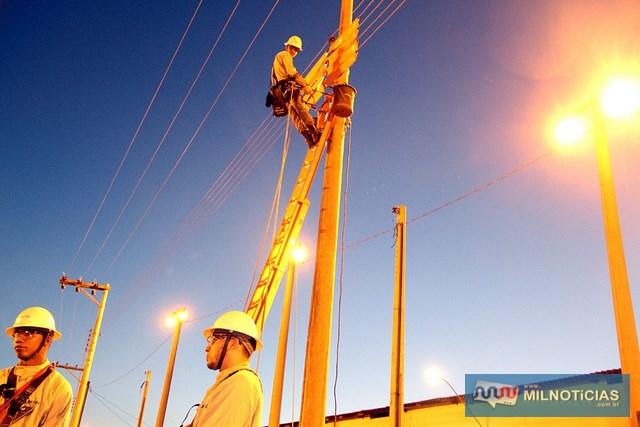 O projeto é uma parceria entre o Governo de Andradina , a concessionária Elektro e o IFSP (Instituto Federal de Educação, Ciência e Tecnologia). Foto: Secom/Prefeitura
