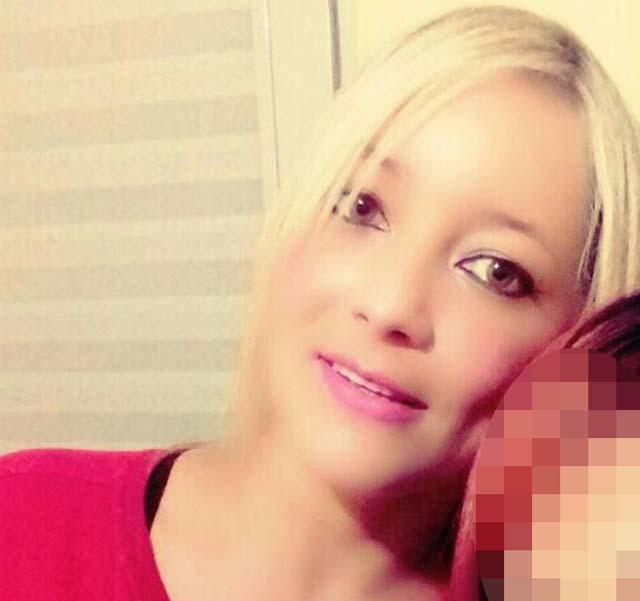 Circula em redes sociais que esta mulher é Ednéia de Paula, de 33 anos, moradora na cidade de Atibaia. Foto: Whats Ap