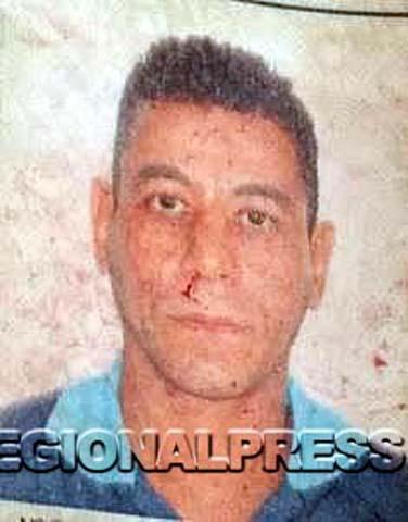 Agnaldo Fernando de Oliveira, 37 anos, o 'Aguinaldinho', morreu após uma troca de tiros com a PM. Foto: RegionalPress