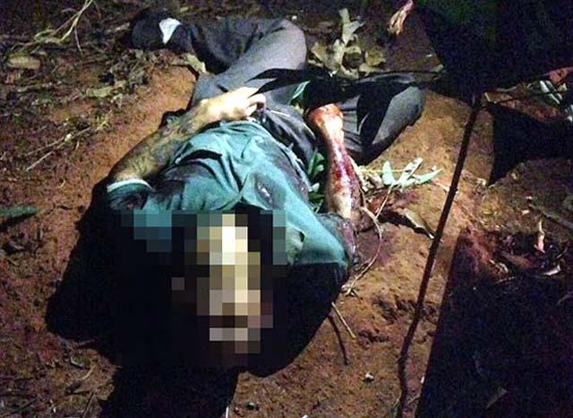 Adivaldo Marcelino da Silva, de 43 anos foi morto na noite de sexta-feira (8), no Bairro Cinturão Verde, em Três Lagoas. Foto: Minutoms