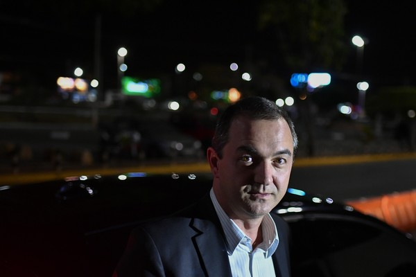 O empresário Joesley Batista, dono da JBS, (Foto: Mateus Bonomi/Agif/Estadão Conteúdo)