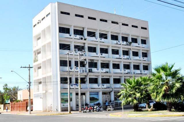 Prefeitura de Três Lagoas/MS. Foto: Divulgação