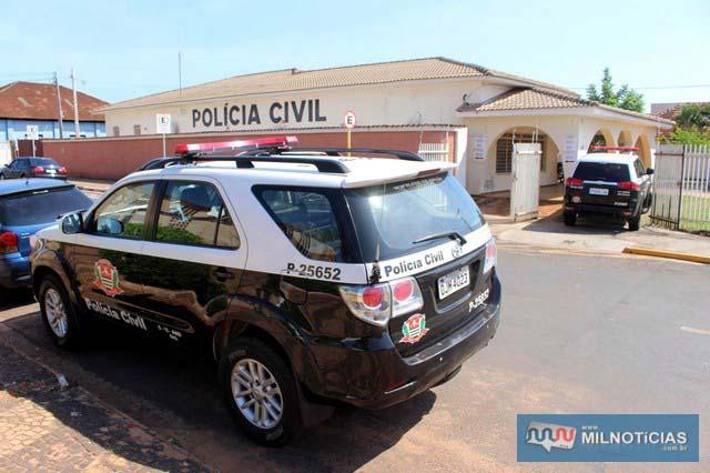 Operação da Polícia Civil continua no final de semana para cumprimento dos outros 13 mandados de prisão. Foto: MANOEL MESSIAS/Agência
