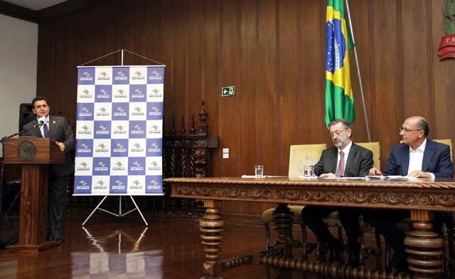 Marco Pilla ocupou cargo desde 2010. foto: Assessoria de Imprensa Itesp