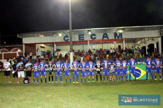 Jogos serão no sábado (18) no Guaporé, a partir das 17h e domingo (19), no ATC a partir das 8h15. Foto: MANOEL MESSIAS/Agênia
