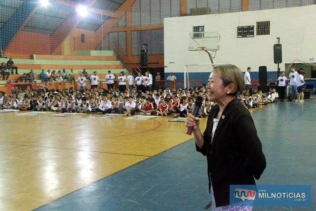 Competição envolve aluno das sete escolas da rede municipal. Fotos: Secom/Prefeitura