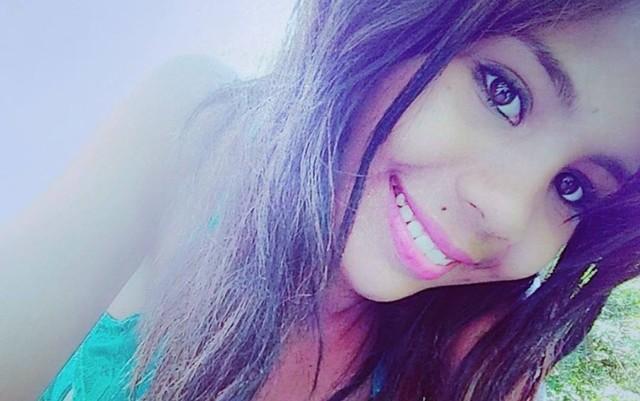 Letícia Helena é morta em Anápolis (Foto: Facebook/ Reprodução).