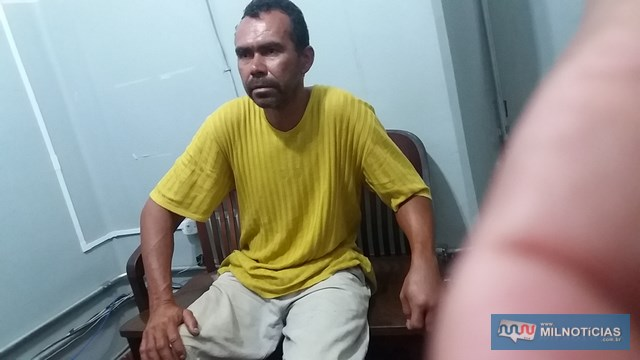 Morador de rua foi indiciado por lesão corporal e apropriação indébita e vai responder ao processo em liberdade. Foto: MANOEL MESSIAS/Agência