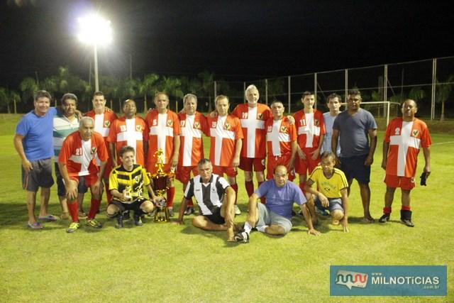 Posto sertanejo foi o vice campeão da competição. Foto: MANOEL MESSIAS/Agência