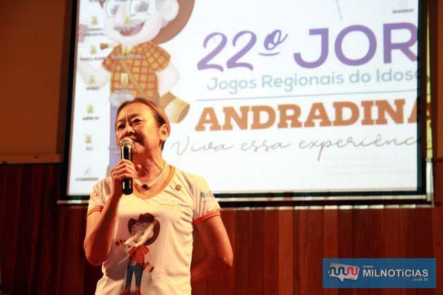 22º Jogos Regionais do Idoso acontecem do dia 24 a 28 de janeiro. Fotos: Secom/Prefeitura