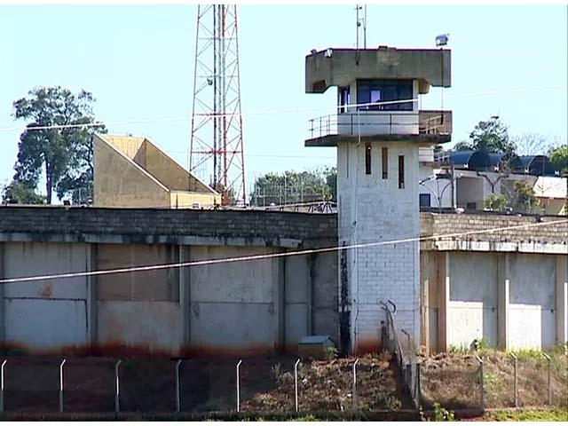 Penitenciária 2 de Presidente Venceslau (Foto: Reprodução/TV Fronteira)