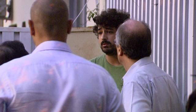 O advogado Ramzy Khuri da Silveira, preso na Operação Têmis em Ribeirão Preto (Foto: Reprodução/EPTV)