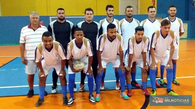Rubmar Despachante/ Napolina foi derrotada por  5 x 2. Foto: Secom/Prefeitura