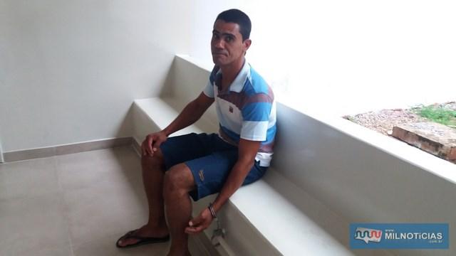 Soldador foi indiciado por tráfico de entorpecente e recolhido à cadeia de Pereira Barreto. Foto: MANOEL MESSIAS/Agência