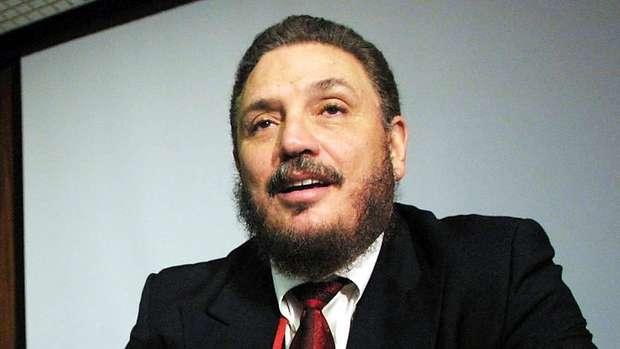 Morto aos 68 anos, filho mais velho de Fidel teve uma trajetória profissional dedicada à ciência Foto: AFP / BBCBrasil.com