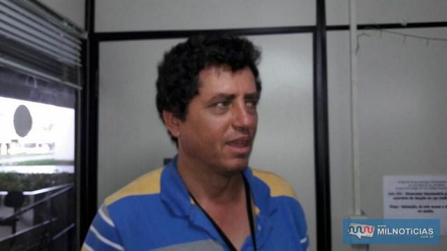 Wainer Kental Melete, de 39 anos. Foto: Divulgação