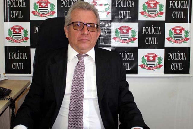 Delegado do 1º DP, Tadeu Aparecido Carvalho Coelho, informou que Polícia Civil vai investigar acidente de trabalho. Foto: MANOEL MESSIAS/Agência