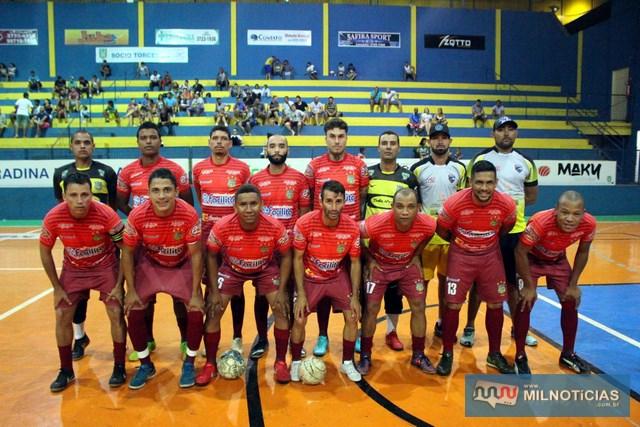 Equipe do Pumas venceu o Porto/João Som Sky por 3 a 2 e está na semifinal do Futsal de Férias 2018. Foto: MANOEL MESSIAS/Mil Noticias