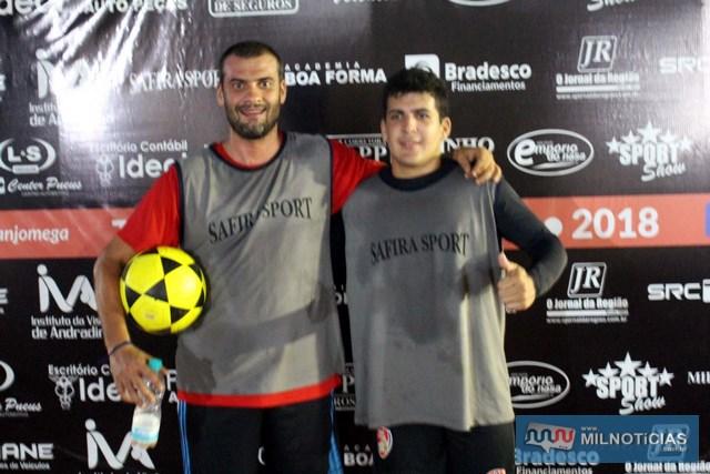 Lilique (esq.), e Allan, disputarão o título da competição contra Marcinho/Miller. Foto: MANOEL MESSIAS/Agência