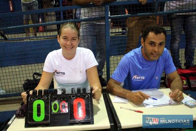 Mérice Fernanda e Biga Lopes também atuaram no Campeonato de férias deste ano. Foto: MANOEL MESSIAS/Agência