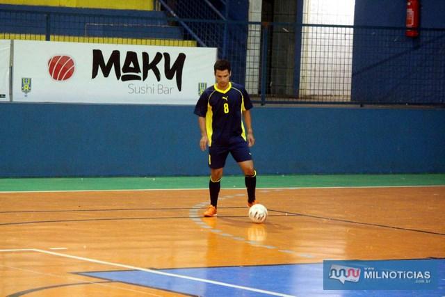 Grub/Biguá (azul e amarelo), jogou bem e resultado já era esperado. Foto: MANOEL MESSIAS/Mil Noticias
