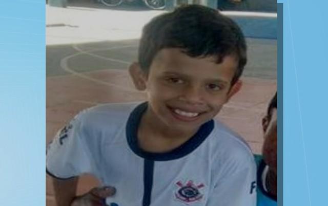 Menino de 10 anos desapareceu em Nova Andradina (MS) no domingo (11) (Foto: Reprodução/TV Morena).