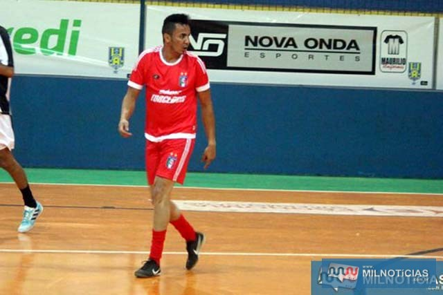 """Vinícius Lemes de Souza, o """"Chiquinho"""", do Santo Antônio, chega aos 13 gols. Foto: MANOEL MESSIAS/Mil Noticias,"""