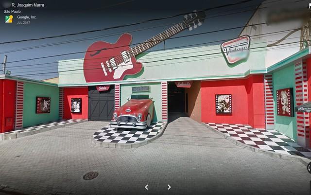Garota de 15 anos e policial militar foram encontrados mortos em Motel da Zona Leste de São Paulo (Foto: Reprodução/Google)