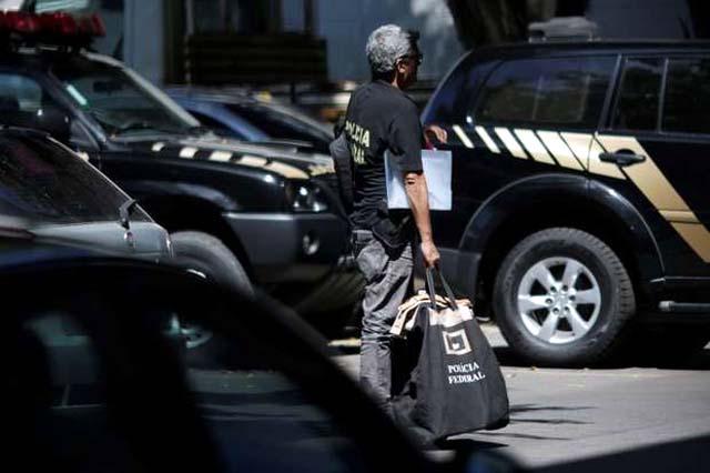 Agente da Polícia Federal no Rio de Janeiro 26/01/2017 REUTERS/Ueslei Marcelino Foto: Reuters