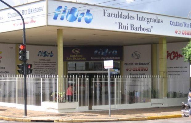 Mais um novo curso será iniciado na FIRB (Foto: Divulgação/FIRB)