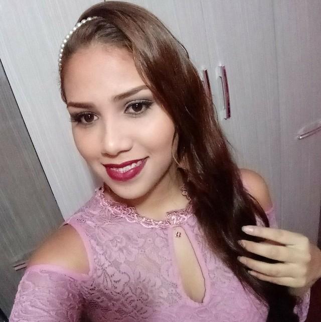 Universitária Joyce Luane morreu ao levar facadas em uma briga de bar em Santana (Foto: Facebook/Reprodução).