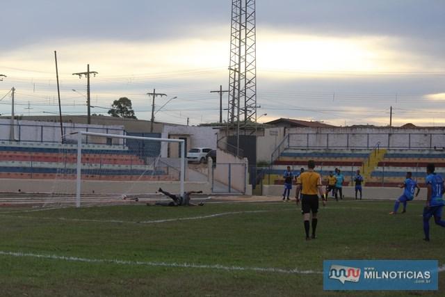 Segundo gol em cobrança de penalidade deu alívio 'foguete da noroeste'. Foto: Manoel Messias/Mil Noticias