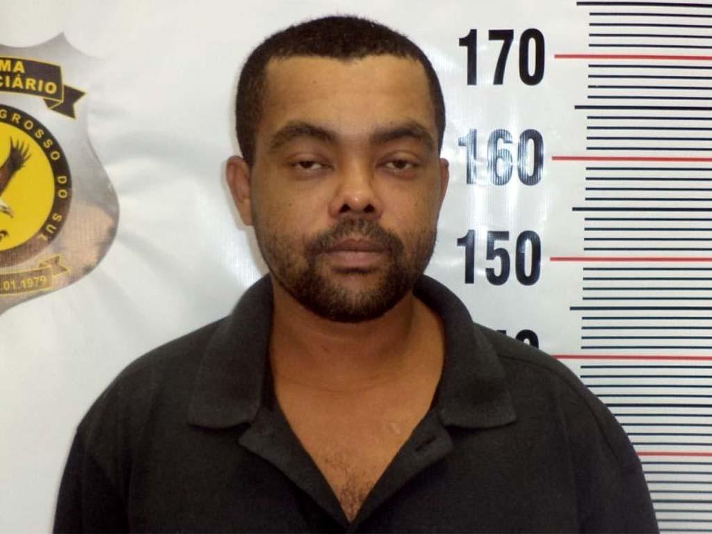 Messias Gonçalves dos Santos foi encaminhado ao plantão policial de Andradina/SP e depois recambiado para Três Lagoas/MS. foto: Arquivo/Polícia Civil