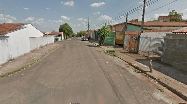 Local onde, segundo a polícia, o homem foi esfaqueado em Rio Preto (Foto: Reprodução/Google).