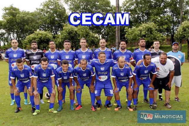 Cecam é o atual campeão do Bate Coração. Foto: MANOEL MESSIAS/Mil Noticias