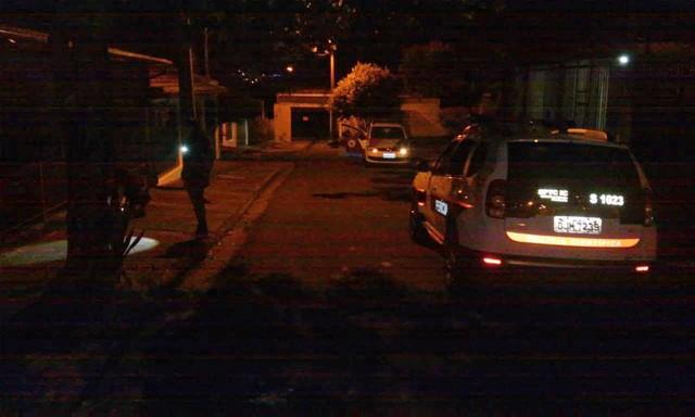 Homicídio foi na noite deste domingo (10), em Presidente Prudente (Foto: Cedida).