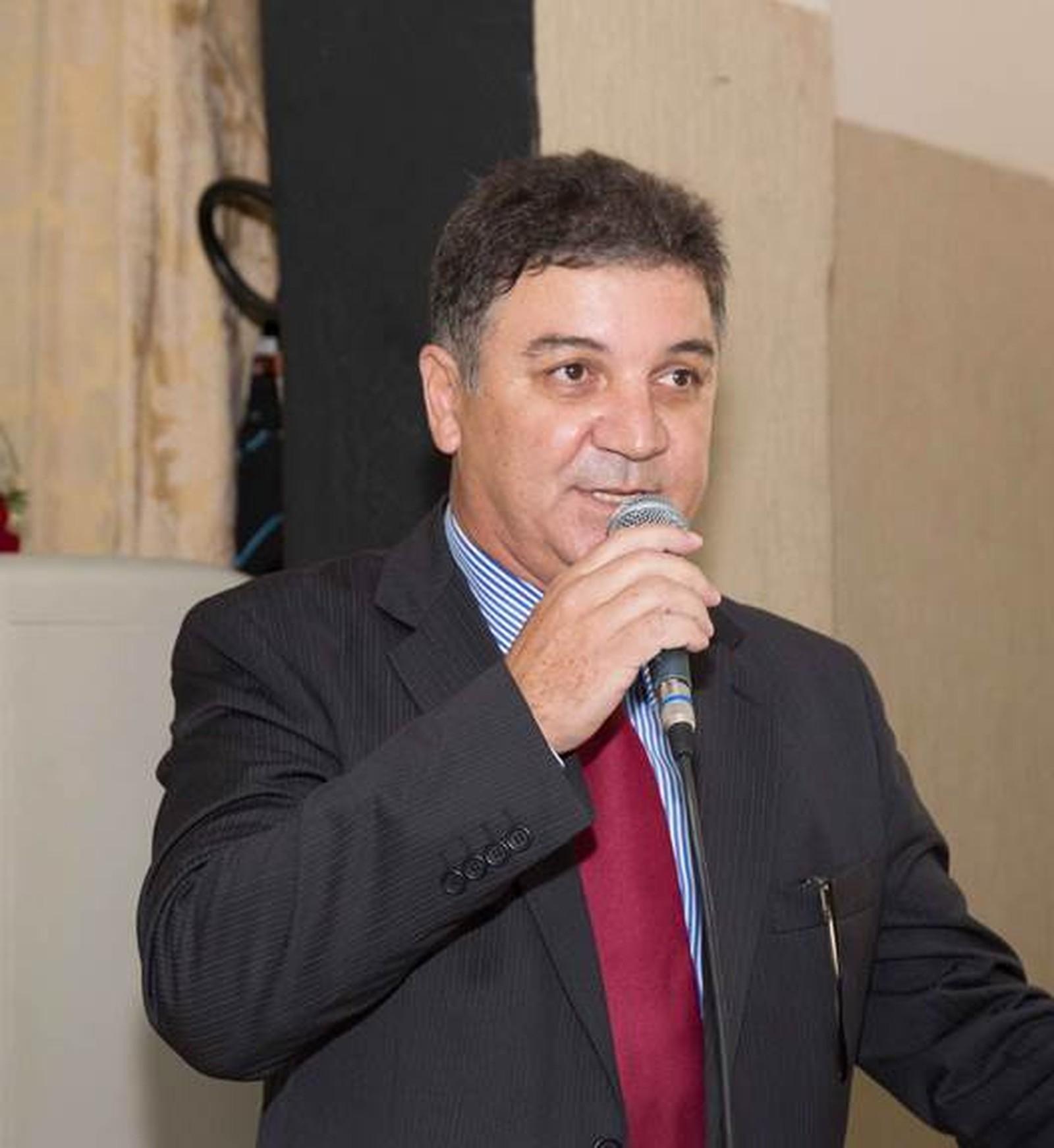 Prefeito de Murutinga do Sul (SP), Gilson Pimentel (PSDB), foi preso nesta quarta-feira (13) (Foto: Prefeitura de Murutinga do Sul/Divulgação)