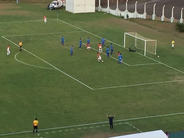 Grêmio Prudente x Andradina (Foto: David de Tarso)