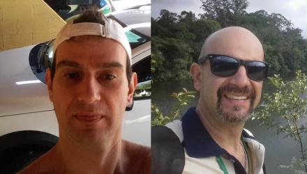 Irmãos foram encontrados mortos em Jundiaí (SP) (Foto: Facebook/Reprodução)