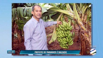 Prefeito de Paranhos, Dirceu Bettoni (Foto: Reprodução/ TV Morena)