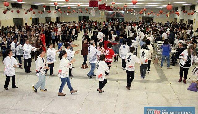 Tradicional festa da colônia japonesa acontece a partir das 19h no centro de eventos da AACEA (Clube dos Japoneses). Foto: Secom/Prefeitura