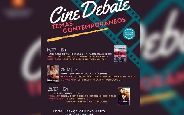 Evento acontece a partir das 15h, na Praça CEU das Artes, no bairro Benfica, neste sábado (14). DIVULGAÇÃO