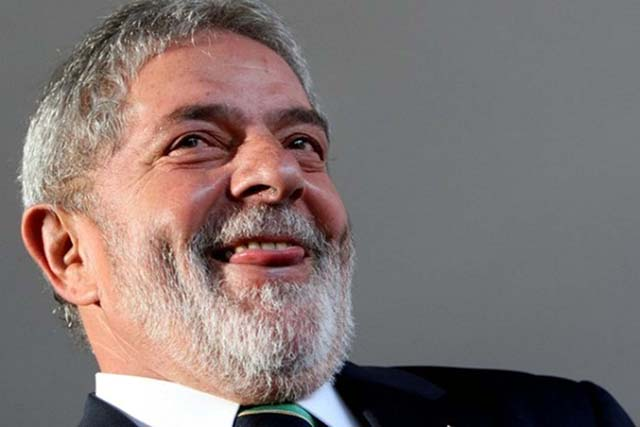 Ex-presidente Luiz Inácio Lula da Silva. Foto: DIVULGAÇÃO