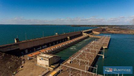 A hidrelétrica Ilha Solteira completa 45 anos em operação Fotos: Henrique Manreza