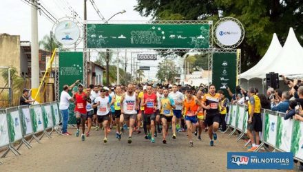 A corrida e caminhada têm largada às 9h, em Ilha Solteira, na Praça dos Paiaguás. Foto: Assessoria de Imprensa