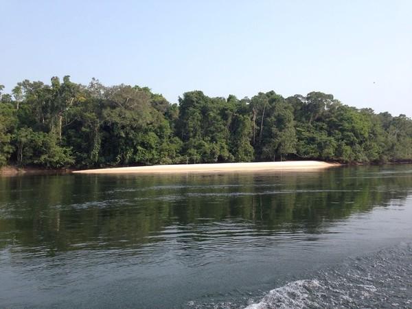Moisés se afogou no Rio Juruena, em Castanheira (MT) (Foto: Arquivo Pessoal).