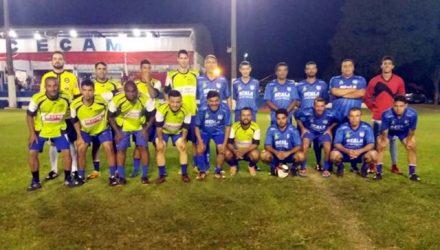 Torneio interno tem semifinal na noite desta quarta-feira (08_. Foto: Francisco Mello